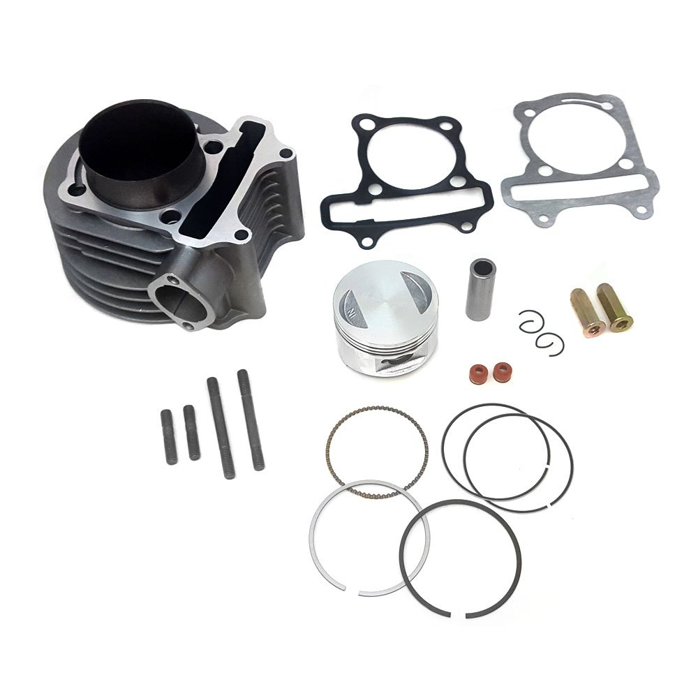 MYK 125cc/150cc to 155cc Big Bore Cylinder Kit 58.5mm - Scooters GY6 157QMJ MMG