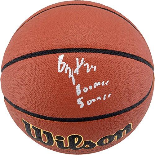 Buddy Hield Oklahoma Sooners Autographed NCAA Indoor/Outdoor Basketball with