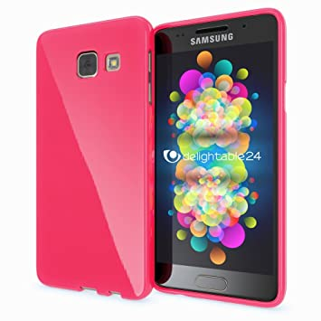 NALIA Funda Compatible con Samsung Galaxy A5 2016, Ultra-Fina Gel ...