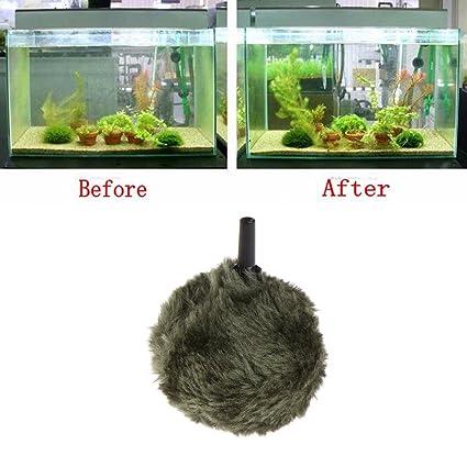 Dabixx Bomba de estanque para acuario, difusor de hidropónicos, tanque de peces, burbujas