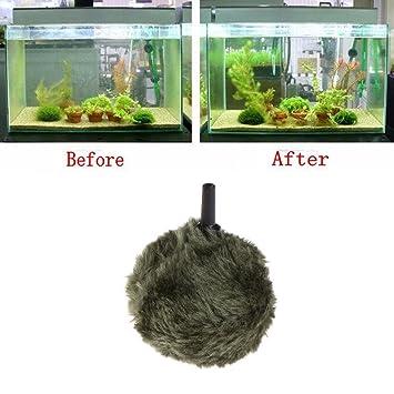 Dabixx Bomba de estanque para acuario, difusor de hidropónicos, tanque de peces, burbujas, aireador de piedra, bola: Amazon.es: Hogar