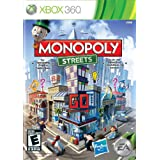 Monopoly Streets - Xbox 360 Standard Edition