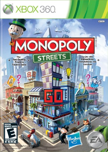 Monopoly Streets - Xbox 360 by Electronic Arts