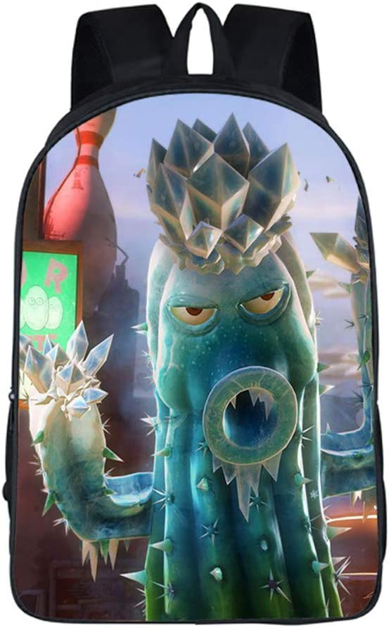 Gumstyle Plants vs. Zombies Backpack Shouder School Bag for Children 1