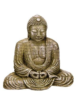 Nobby Buda decorativo para acuario, 15,5 x 9,6 x 15,4 cm: Amazon.es: Productos para mascotas