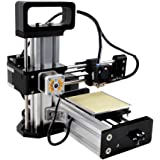 Borlee Desktop Compact 3D Printer, Entry Level Printer, Black