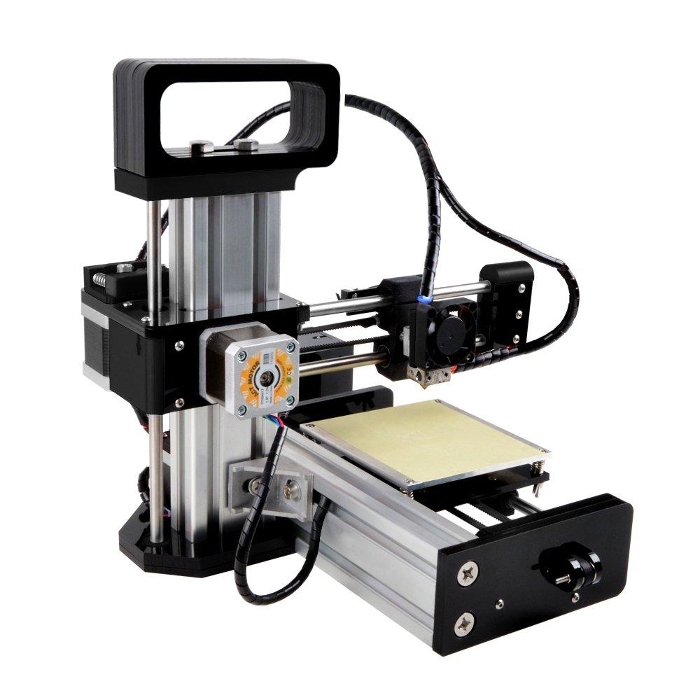 Borlee Desktop Compact 3D Printer, Entry Level Printer, Black by Borlee
