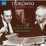 Stokowski Transcriptions [Bournemouth Symphony Orchestra, José Serebrier] [NAXOS: 8578305]