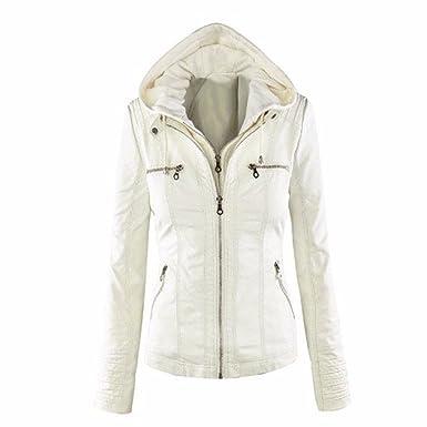 Nettoyer une veste en cuir blanc