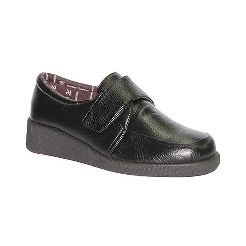 Zapato cómodo de cordones Doctor Cutillas en negro talla 36 Kntg4XR
