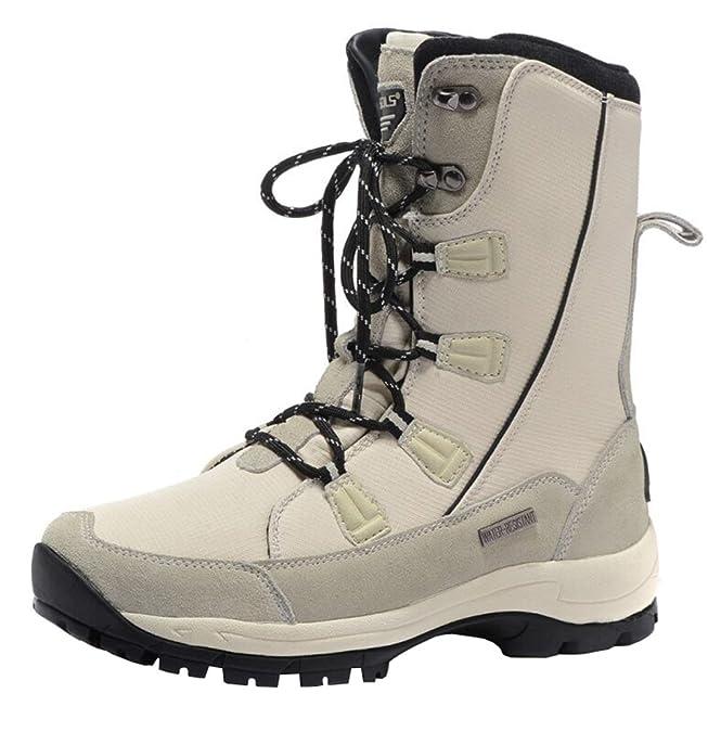 botas de nieve hombre