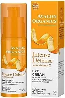 product image for Avalon Organics - Vitamin C Renewal - Revitalizing Eye Cream - 33.6ml (Case of 6)