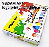YEESAM ART Paint by Numbers for Adults