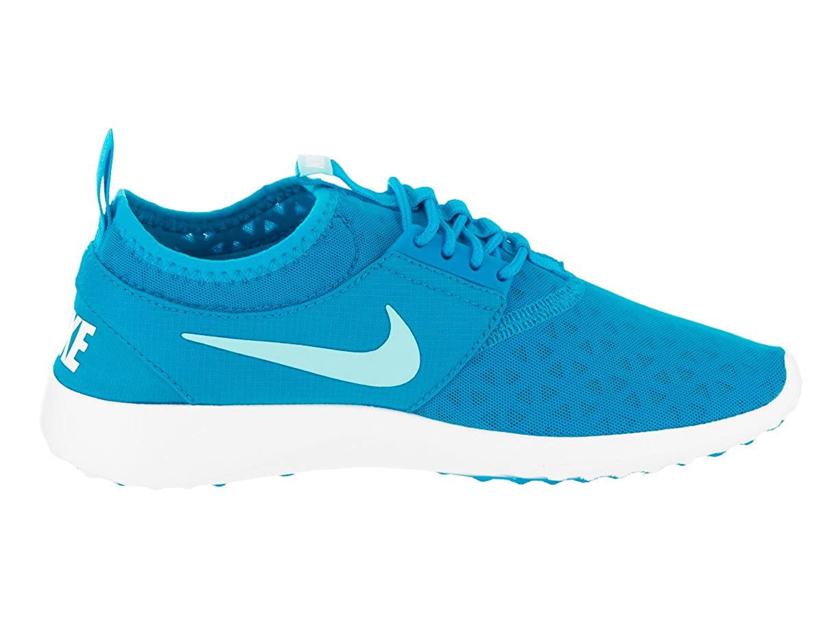 official photos 6b43c 63697 Amazon.com   Nike Women s Juvenate Sneaker, Blue Glow copa sail, 6 B US    Road Running