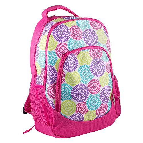 Reinforced Design Water Resistant Backpack (Bloom)
