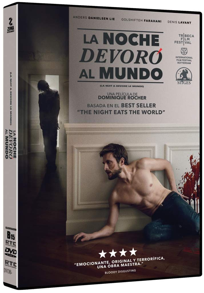 La Noche Devoro Al Mundo Dvd 2018 French Film English Audio Spanish Subtitles Movies Tv