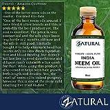 Zatural Organic Virgin Neem Oil 8