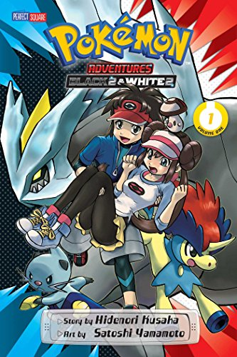 Pokémon Adventures: Black 2 & White 2, Vol. 1 (1) (Pokemon) (Pokemon Black And White Manga Chapter 1)