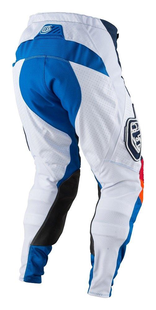 Troy Lee Designs SE Air Corsa Mens Dirt Bike Motorcycle Pants Navy 36