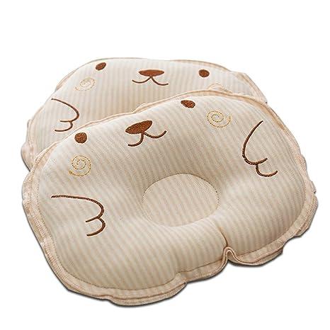 WXCymhy Almohada for Dormir del bebé recién Nacido de ...