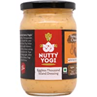 Nutty Yogi Eggless Thousand Island Dressing 250 gm