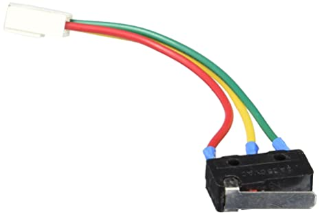 Sourcingmap - Ac 250v micro palanca 3a calentador de agua de encendido de la bisagra del
