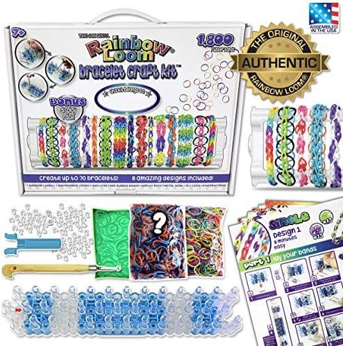 Rainbow Loom Bracelet Craft Deluxe product image