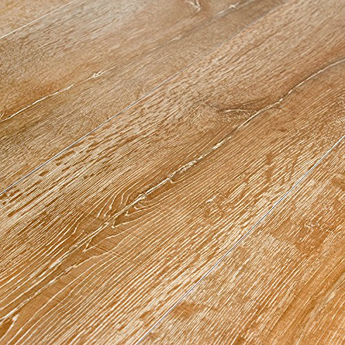 Quick-Step Reclaime Veranda Oak 12mm Laminate Flooring UF3130 SAMPLE (Light Rustic Oak Laminate Floor)