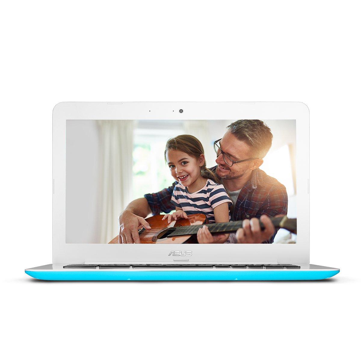 ASUS Chromebook C300SA 13.3 Inch (Intel Celeron, 4GB, 16GB eMMC, Light Blue)