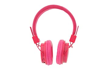 Vivitar Infinite tanbt de HP de PNK Fashion Auriculares Bluetooth Color Rosa: Amazon.es: Electrónica