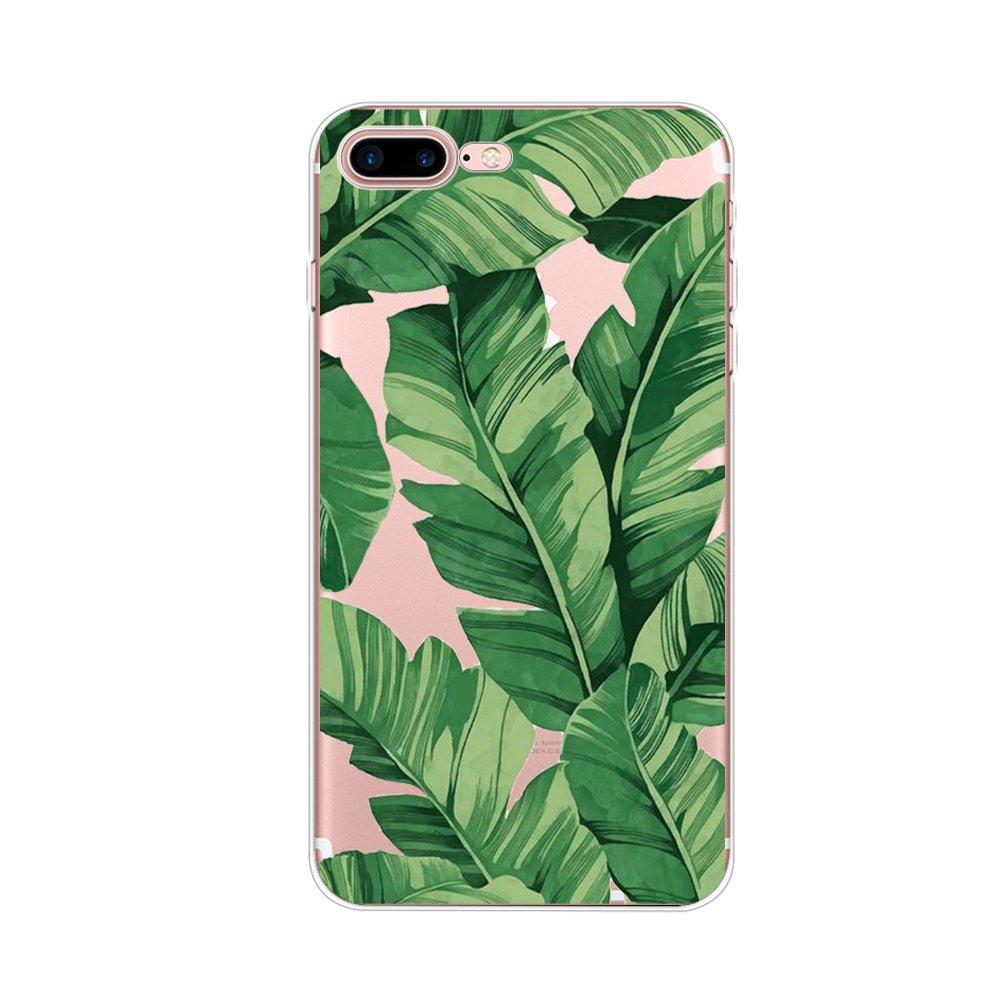 banana leaf iphone 8 case