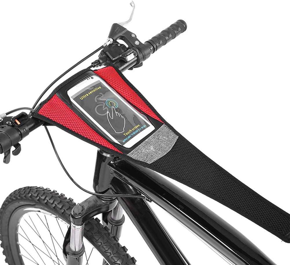 Yollhy - Funda Protectora para Bicicleta con Funda para teléfono ...
