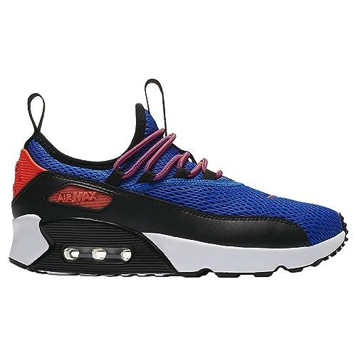 Nike Youth Air MAX 90 EZ Grade School Mesh Trainers: Amazon.es: Zapatos y complementos