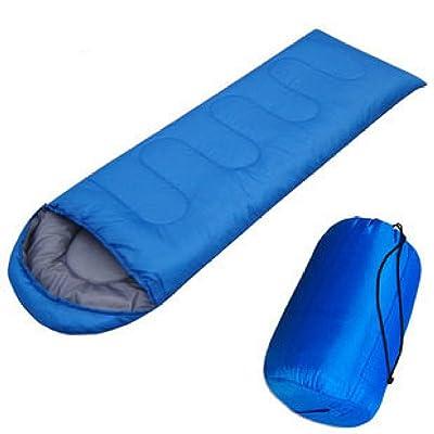 Addora Bleu Avec Le Sac De Couchage De Bouchon Ultra Léger Pause Déjeuner Portable Simple