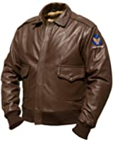 top gun mavericks blouson d 39 aviateur en cuir de taureau. Black Bedroom Furniture Sets. Home Design Ideas