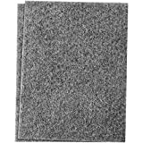 SoftTouch 4780095N Self-Stick Furniture Felt Sheet for Hardwood Cut into Any Shape, 4-1/2 x 6 Inch, Gray