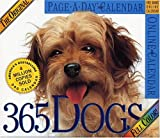 The Original 365 Dogs Page-A-Day Calendar 2007