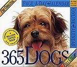 The Original 365 Dogs Page-A-Day Calendar 2007
