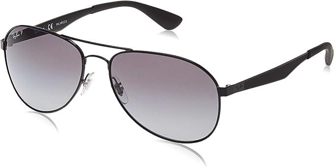 Ray-Ban 0rb3549 002/T3 61 Gafas de sol, Black, Hombre: Amazon.es ...