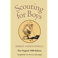 Scouting For Boys: A Handbook for Instruction in Good Citizenship (Oxford World's Classics Hardback Collection)