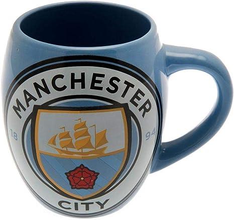 Manchester City FC Jumbo Tea Tub Mug Ceramic