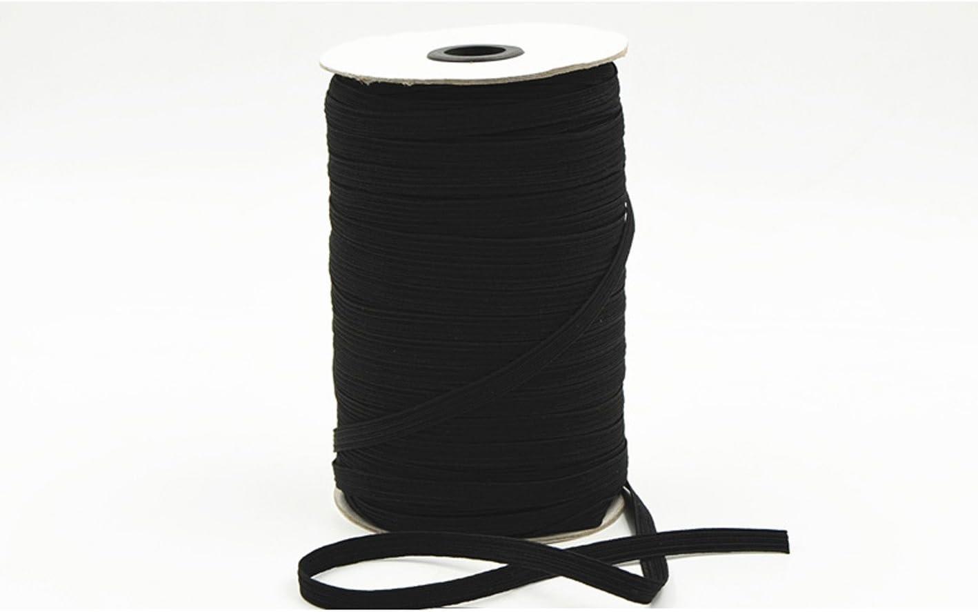 Greenpromise - Cinta elástica ancha para coser 10mm x 90Meters ...