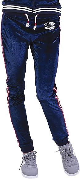 Longboard - Pantalón de chándal para Mujer, Color Azul Marino Azul ...
