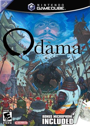 Odama (with Microphone) - Gamecube (Capcom Pinball)