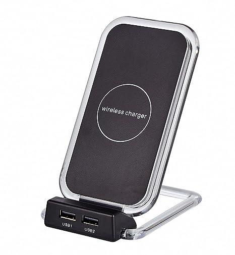 G-Hawk® Cargador sin hilos de iphone 8 Plus Cargador sin ...