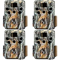 Browning DARK OPS PRO Trail Game Camera with 1.5 Color Viewer (18MP) (4-Pack)