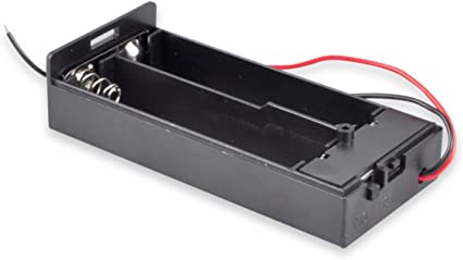 18650 Battery Holder Leads Besmelody 3 x 3.7v 18650 Battery Storage Box Case 3-Slot 6 Bare Wire Leads BM9394 6 Bare Wire Leads Besmelody 3 x 3.7v 18650 Battery Storage Box Case 3-Slot