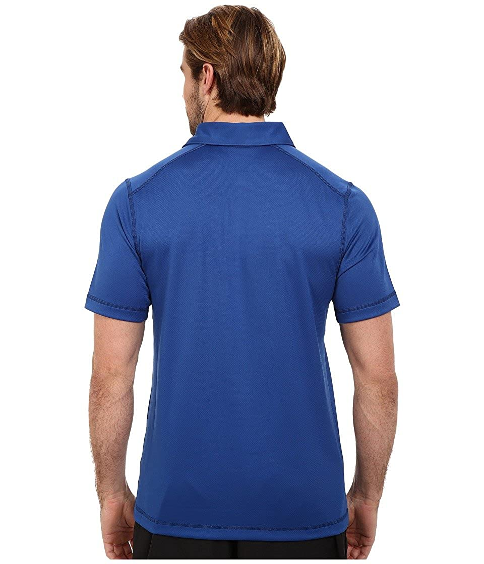 The North Face Horizon de Manga Corta Polo ligomes Azul: Amazon.es ...