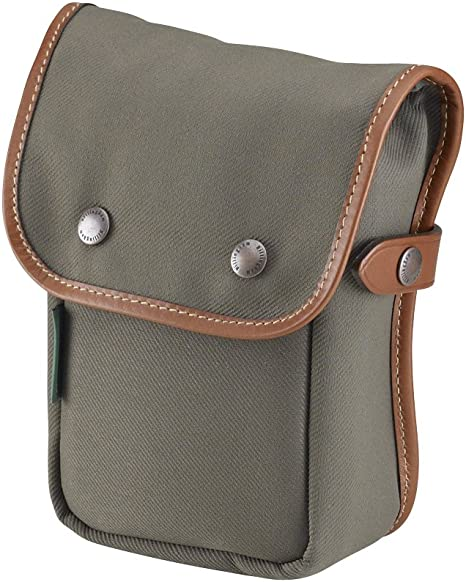 Billingham Delta Fibrenyte Tasche Graugrün Hellbraun Kamera