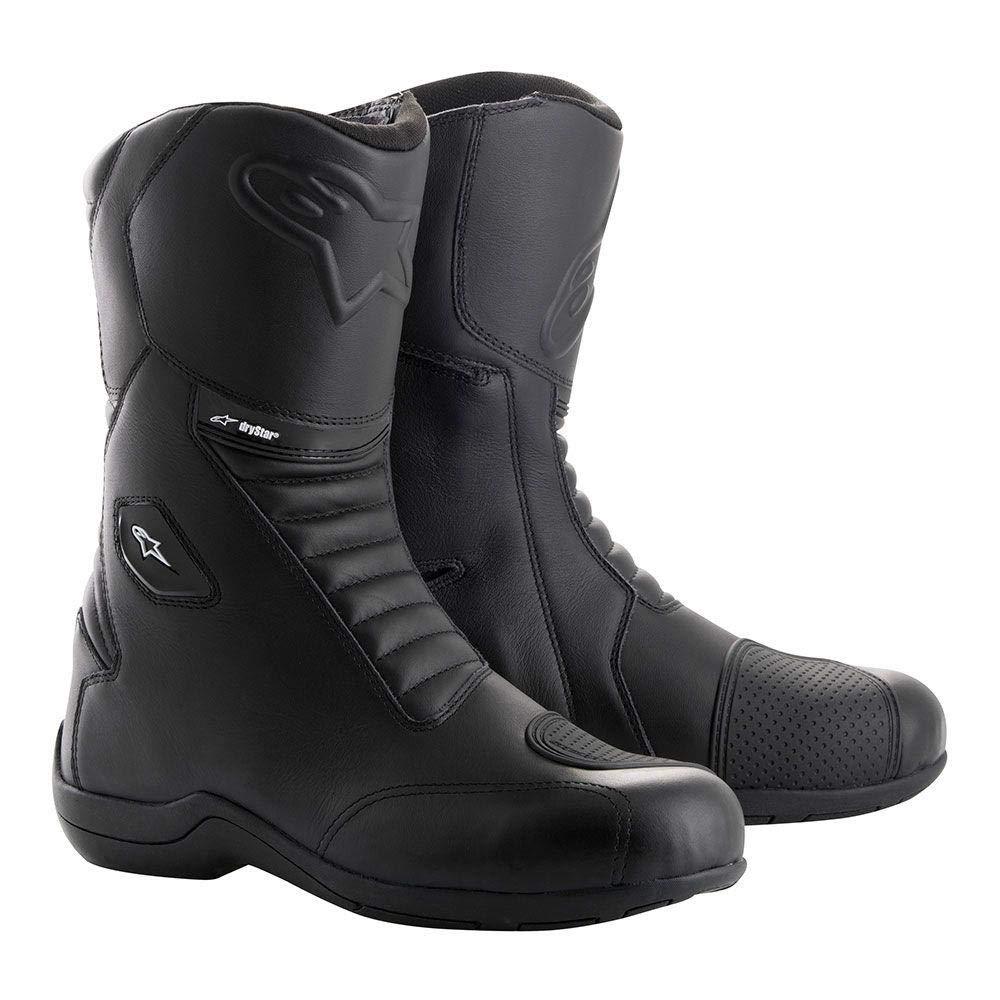 アルパインスターズアンデスv2 Drystar防水ツーリングMotorcycle Boots – ブラック 47 ブラック 24470181047 B07BH3QRYN